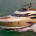 Marquis Yachts Makes It Airy and Open