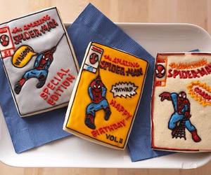 Marvel Comics Cookie Cutters