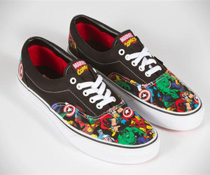 Marvel x Vans Sneakers for Spring 2013