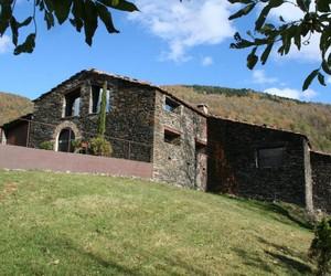 Mas La Riba House by Ferran Lopez Roca