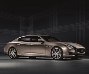 Maserati Ermenegildo Zegna Quattroporte