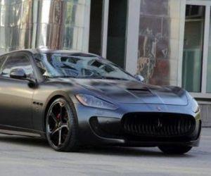Maserati GranTurismo S Superior Black Edition