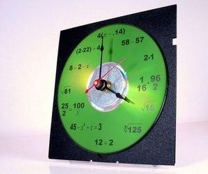 Math Equation Clock racks your brain completely