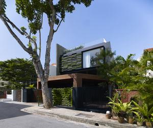 Maximum Garden House by Formwerkz