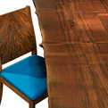 Maxwell Table and Studio Dining Chair