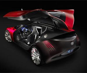 Mazda Ryuga Sports Car