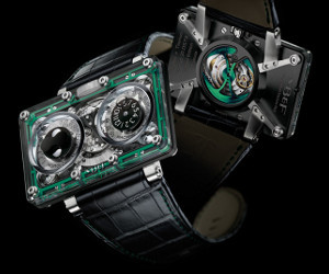 MB and F HM2 SV Timepiece