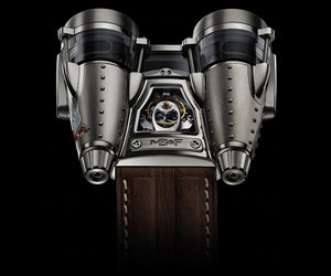 MB&F Razzle Dazzle Watch