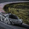 McLaren M1 Supercar Prototype