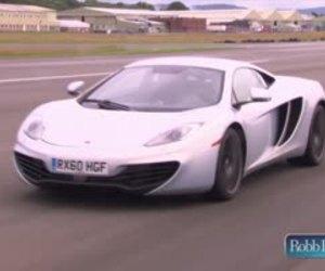 McLaren Test-Drive