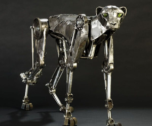 Mechanical Animals by Andrew Chase