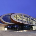 Mediacite in Belgium by Ron Arad Architects