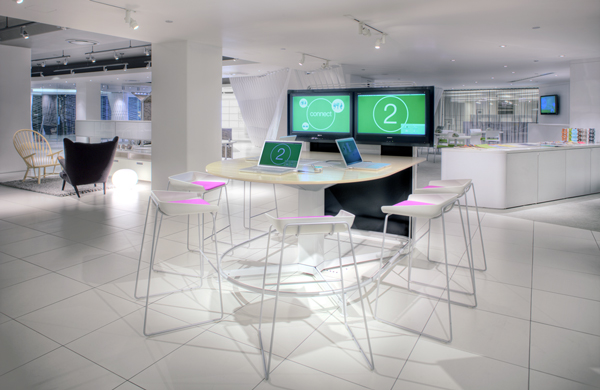 Media Scape Collaboration Furniture By Steelcase