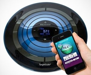 Medisana TargetScale Health Analyzer