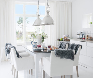 Mediterranean feel in a Swedish home