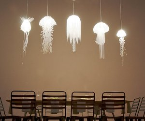 Medusae Pendant Lamps by Roxy Russell