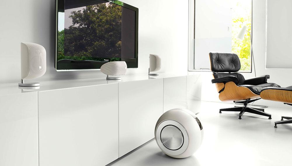 Meet B W S Mini Surround Sound System