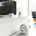 Meet B&W's Mini Surround-Sound System