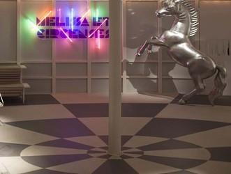 Melissa Lounge - São Paulo Fashion Week