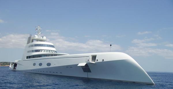 Million Dollar Yacht >> Melnichenko S 300 Million Dollar Yacht