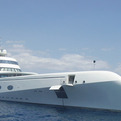 Melnichenko's 300 Million Dollar Yacht
