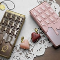 Melting Chocolate Motif Sweet Mobile Phone