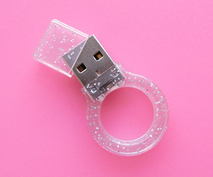 Memo Ring – Jewelry for Romantic Geeks