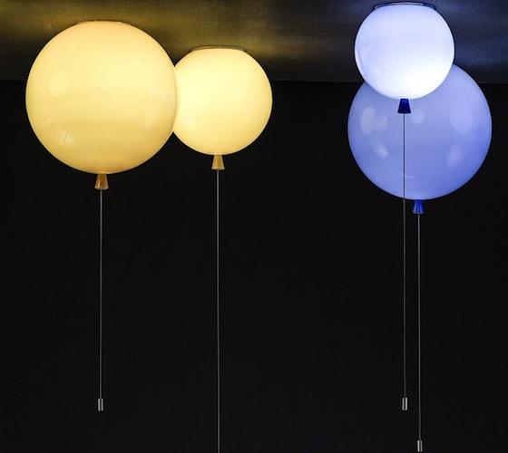 Memory Balloon Lights