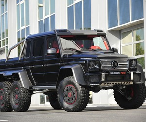 Mercedes-Benz B63S | Brabus