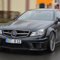 Mercedes-Benz 'Bullit' C-Class Coupe by Brabus