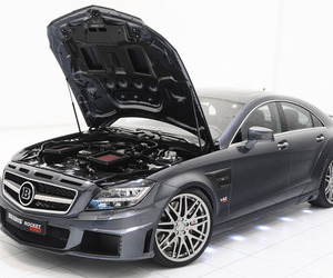 Mercedes-Benz CLS-Derived Brabus