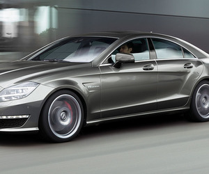 Mercedes-Benz Unveils the Second-generation CLS 63 AMG