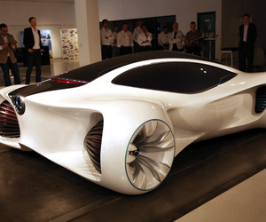 Mercedes-Benz's Amazing Biome Vehicles