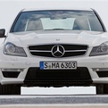 Mercedes C63 Ups the Performance