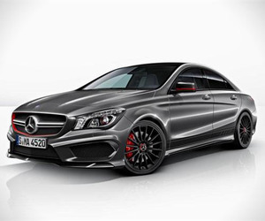 Mercedes Releases CLA 45 AMG Edition 1