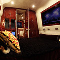 Mercedes Sprinter Van With Luxury Bedroom