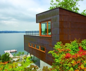 Mercer Island House by Hutchison and Maul
