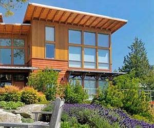 Mercer Island Residence, Modern Residence