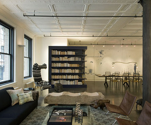 Mercer Street Loft in SoHo by David Howell Design