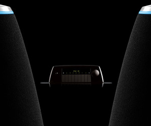 Meridian Audio's New Stealth M6 Speaker