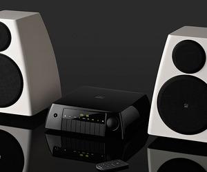 Meridian's New Desktop Audio System