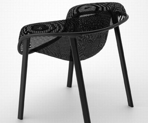 'Mesh' chair by Tom Dixon for Magis