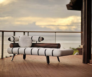 Messina Chaise from Pacific Green