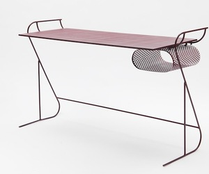 Metal Wall Desk by Italian Designers