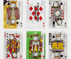 Metrodeck Playing Cards