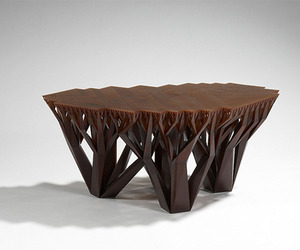 MGX Fractal Coffee Table