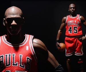 Michael Jordan Hyper Realistic Collectible Figure