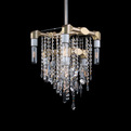 Michael McHale Designs: Bryce 9 bulb compact chandelier
