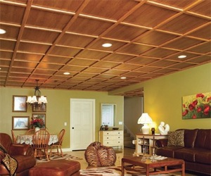Micro-Laminated Ceiling Panels by Sauder