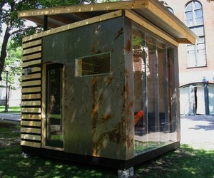 Microhouse by Northern Timbers Construction